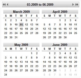 Componentone Calendar For Asp Net Ajax Help