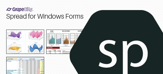 Spread Windows Forms 9 0 Product Documentation - Spread
